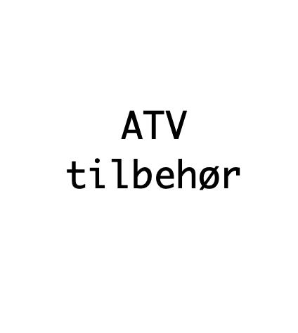 ATV tilbehør